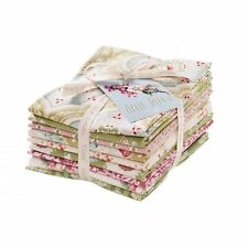 Tilda Apple Bloom cuarto gordo bundle-9 Fat Quarters 100% patchwork/quilt Algodón