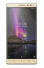 New Lenovo Phab 2 Plus  (Gold, JBL earphones) Dual Sim 3GB RAM | 32GB ROM (4G)