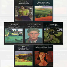 Wordsworth Classics Series Collection 7 Books Set Pack By Thomas Hardy NEW