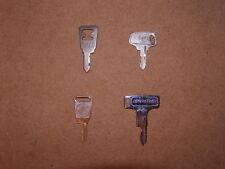 Vintage Honda OEM Factory Motorcycle Pre Cut H Series Key # H6069 H 6069