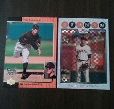 2007 Upper Deck SP Rookie Edition Tim Lincecum RC w/2008 Xfractor Mint