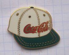 COCA-COLA / BASEBALL CAP ................... Pin (133a)