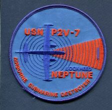 LOCKHEED P2V-7 P-2 NEPTUNE US NAVY VP PATROL Squadron Aircraft Jacket Patch