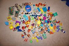 Fast Food Toy Lot pieces McDonalds Burger King