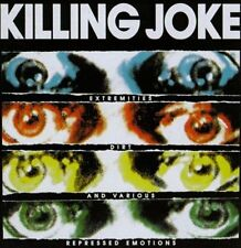 Killing Joke: Extremities, Dirt and Various Repressed Emotions (CD) Free Ship