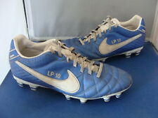 Nike Tiempo Legacy Blue Soccer/Football Cleats US Size 6
