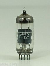 One Hickok Tested NOS 6EJ7 EF184 Vacuum Tube - Various Brands Available