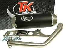 Exhaust Sport With E Characters Turbo Kit GMax 4T for Kymco Agility 125 Movie XL