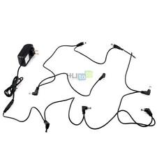 9V 2A 8 way Daisy Chain Multi-Cable for Guitar Effect Pedal Power Supply Adapter