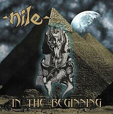 In the Beginning [Mega Force] by Nile (CD, May-2006, Megaforce)