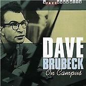 On Campus, Dave Brubeck, Take Five, Le Souk, Dave Brubeck, New Condition Origina