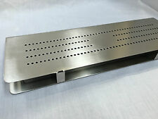 NEW BAR DRIP TRAY Beer Counter Top Home Brew Drink Back STAINLESS STEEL AZ SALE