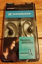 Sennheiser OMX 60 VC Street II Ear-Hook Headphones - Black