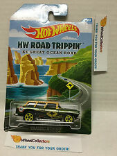 Classic Nomad K4 Great Ocean Road * 2015 Hot Wheels Road Trippin Series * B11