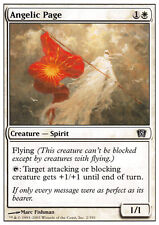 Angelic Page X4 (8th Edition) MTG (NM) *CCGHouse* Magic