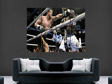ROCKY BALBOA BOXING  LARGE WALL ART POSTER PICTURE  PRINT