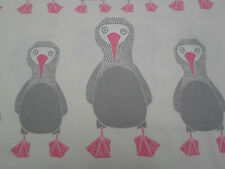 Harlequin/Scion Fabric 'Booby Bird' 1.6 METRES (160cm) Candy - 100% Cotton