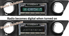 1975-77 Cutlass 442 NEW USA-630 II* 300 watt AM FM Stereo Radio iPod, USB, Aux