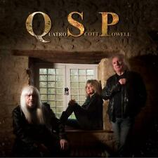 QSP SELF TITLED 1 Extra Track  Suzi Quatro/Scott/Powell CD NEW Australian Made