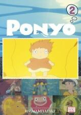 Ponyo Film Comic, Vol. 2 (PONYO ON THE CLIFF)-ExLibrary