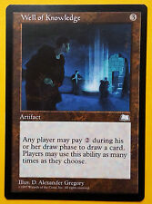 Well of Knowledge | Artifact | Weatherlight | NM | Magic MtG