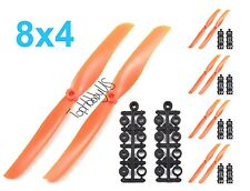 10pcs EP 8040 (8x4) RC Plane Airplane Electric Propeller, US TH001-03004