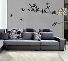 Removable Vinyl Wall Sticker Decal Mural DIY Room Art Home Decor Quote Tree Bird