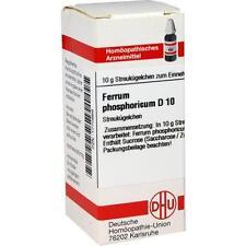 FERRUM PHOSPHORICUM D 10 Globuli 10 g PZN 1770869