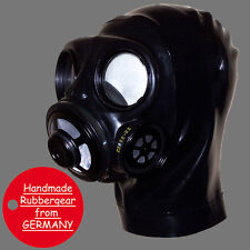 LATEX RUBBER MASCHERA GAS-GAS MASK-customized-tipo: k01