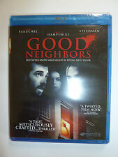 Good Neighbors Blu-ray thriller movie 2011 Scott Speedman Emily Hampshire NEW!