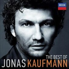 JONAS KAUFMANN The Best Of CD BRAND NEW Decca