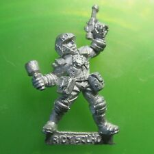 Riot Judge Dredd I.P.C citadel GW miniaturas metal games workshop # B