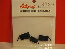 LILIPUT # 8220 Zurüstsatz RHEINGOLD Salonwagen Batteriekasten  fehlen oft!