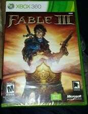 Fable 3 Xbox 360 Game Fable III Microsoft Mature SEALED NEW MISB
