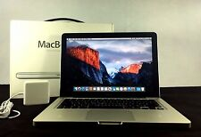 "13"" Apple MacBook 1TB SSD Hybrid 8GB RAM OSx-2015 Pro Pre-Retina 1 Year Warranty"