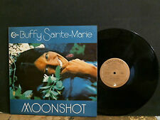 BUFFY SAINTE-MARIE  Moonshot    L.P.    Lovely vinyl copy!
