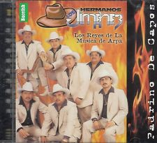 Los Hermanos Jimenez Padrino De Capos CD New Nuevo sealed