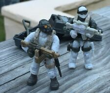 Winter Commando Alpine Special Forces Soldier Lot#32 Works With Most LEGO Sets