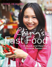 Ching's Fast Food BRAND NEW BOOK by Ching-He Huang (Hardback 2011)