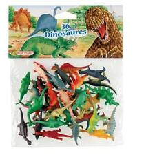Kimplay 515 Miniature Dinosaur Figures 36 Pieces Toy Game Kids Play Gift New