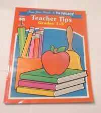 TEACHER TIPS GRADE 1, 2, 3, (1ST, FIRST, 2ND, SECOND, 3RD, THIRD)  BRAND NEW!!