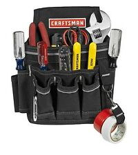 Craftsman Electrician's Pouch Tool Belt Storage Apron Rig Holster New with Tags