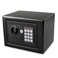 Digital Electronic Safe Box Keypad Lock Security Home Gun Cash Jewelry Hotel