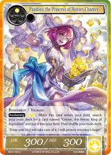 4x 4x Force of Will Pandora, the Princess of History Chanter - MOA-006 - U MINT