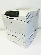 HP LaserJet 4350DTN Laser Printer - COMPLETELY REMANUFACTURED Q5409A