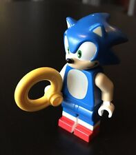 LEGO SONIC, Dimensions,SONIC THE HEDGEHOG MINIFIGURE  SPLIT FROM FUN PACK: 71244