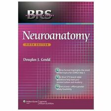 Brs Neuroanatomy (Board Review Series) 5th Int'l Edition