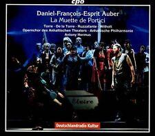Auber: La Muette de Portici, New Music