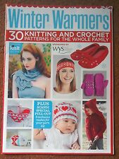 KNITTING PATTERNS Crochet booklet 30 Quick Easy Crafts FREE POSTAGE