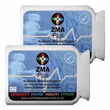 ZMA Strongest Strength  Anabolic Testosterone Booster 360 Capsules